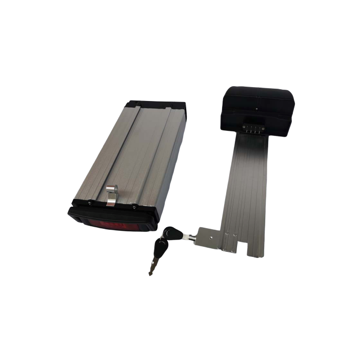 Μπαταρία (σε κουτί τύπου Σχάρας AA-07 με χώρο για Controller), 36V 10Ah για ηλεκτρικό ποδήλατο eBike
