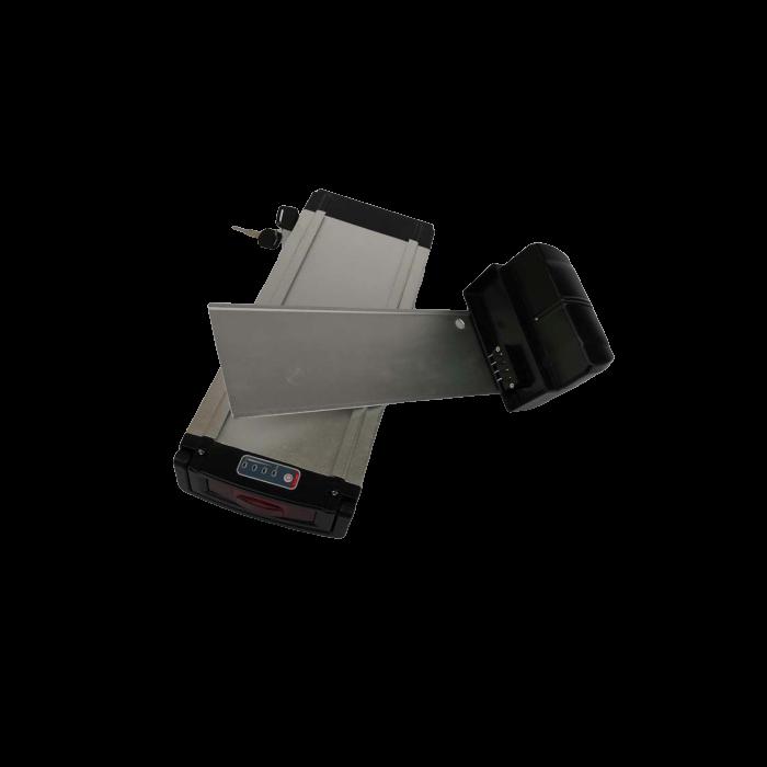 Μπαταρία (σε κουτί τύπου Σχάρας AA-20  με χώρο για Controller ), 36V 10Ah για ηλεκτρικό ποδήλατο eBike