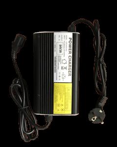 Φορτιστής για μπαταρίες Λιθίου 72V Ηλεκτρικών Μοτοποδηλάτων / Scooter (84V 3A ), Κονέκτορας PC