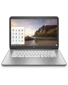 Hp Chromebook 14 G3 Quad-core (4 Core) 2.1GHz  2048MB 16GB ssd  Battery OK Camera