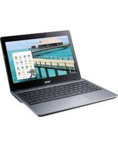 """Υπολογιστής Chromebook Acer C720P, Celeron, Gen 4, RAM 2GB, SSD 16GB, Οθόνη 11.6"""" Αφής"""