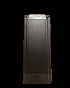 Μπαταρία Σχάρας - 20 Μαύρη, Λιθίου LiNiCoMn για Ηλεκτρικά Ποδήλατα 48V 10Ah / Rack mounted Battery Black for eBikes