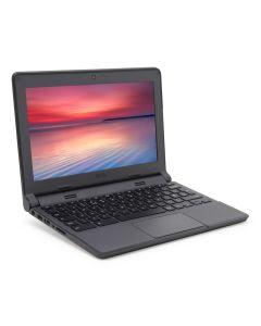 Chromebook Dell P22T Celeron 2,1 GHz 2048MB 16GB ssd  Battery OK Camera