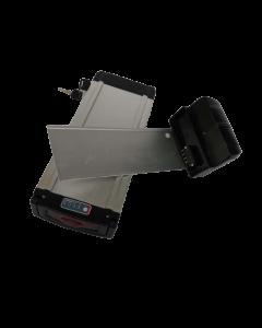 Μπαταρία Σχάρας - 20, Λιθίου LiNiCoMn για Ηλεκτρικά Ποδήλατα 48V 10Ah / Rack mounted Battery for eBikes