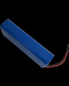 Μπαταρία Σκέτη, Εσωτερική, 36V 15Ah για ηλεκτρικό ποδήλατο, Διαστάσεις 45*110*265mm