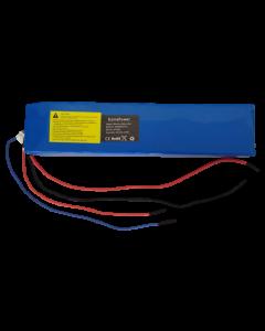Μπαταρία Αντικατάστασης - Εσωτερική, Λιθίου LiNiCoMn για Ηλεκτρικά Πατίνια 36V 9Ah / Replacement Battery for Electric kick Scooters
