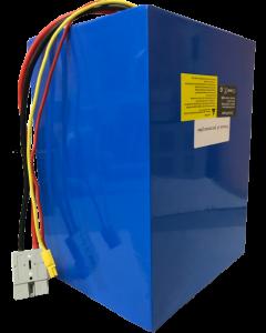 Μπαταρία Αντικατάστασης - Εσωτερική, Λιθίου LiFePO4 για Ηλεκτρικά Μηχανάκια 72V 22Ah / Replacement Battery for Electric Motorcycles and Mopeds
