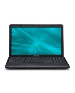 """Υπολογιστής Φορητός Toshiba satelite C655, Core2Duo, RAM 4GB, Σκληρός 160GB, Οθόνη 15.6"""""""