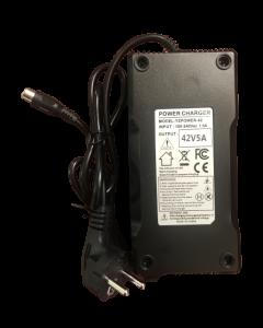 Φορτιστης μπαταριας Λιθίου  36V ( 42V   5A), Κονέκτορας RCA
