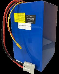 Μπαταρία Αντικατάστασης - Εσωτερική, Λιθίου LiFePO4 για Ηλεκτρικά Μηχανάκια 60V 22Ah / Replacement Battery for Electric Motorcycles and Mopeds