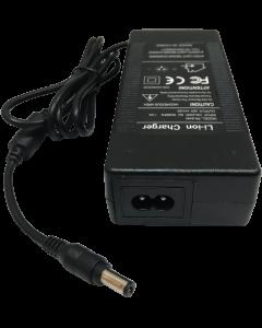 Φορτιστής για μπαταρίες Λιθίου 36V Ηλεκτρικών Πατινιών και Ποδηλάτων  (42V 2A ), Κονέκτορας 5.5 Χ 2.1