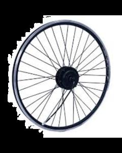 """Ζάντα Ποδηλάτου 26""""  μέ μοτέρ για Αδιάβροχο  Ηλεκτρικό Ποδήλατο - Πισινή Κίνηση / eBike Rim with Motor 250W / 36V"""